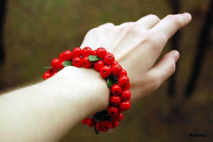 Bracelet rowan by Nozomi21