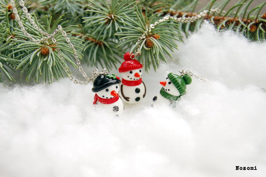 Snowmen by Nozomi21