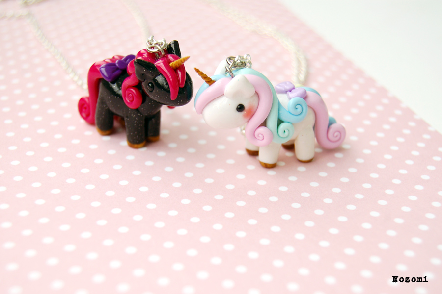 Unicorns by Nozomi21