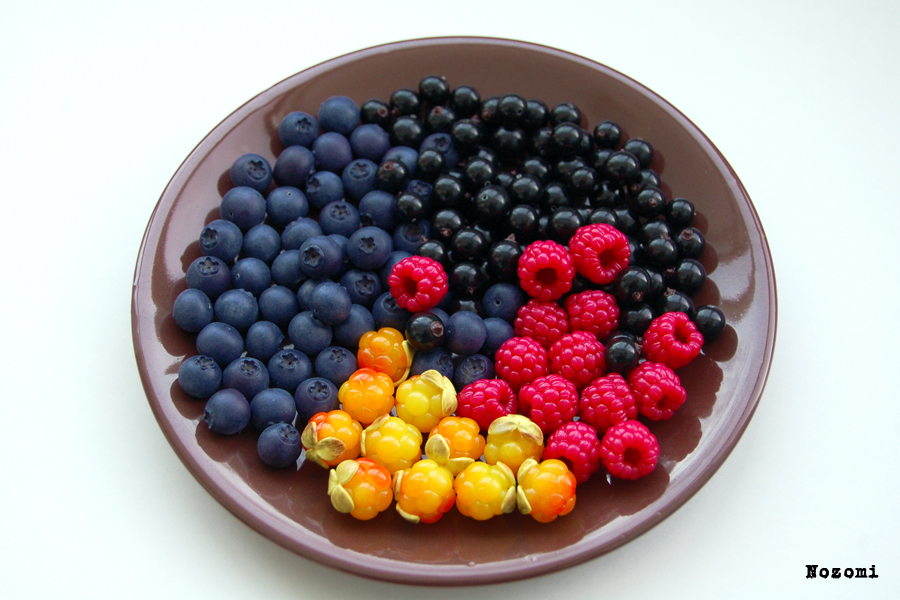 polymer berries by Nozomi21