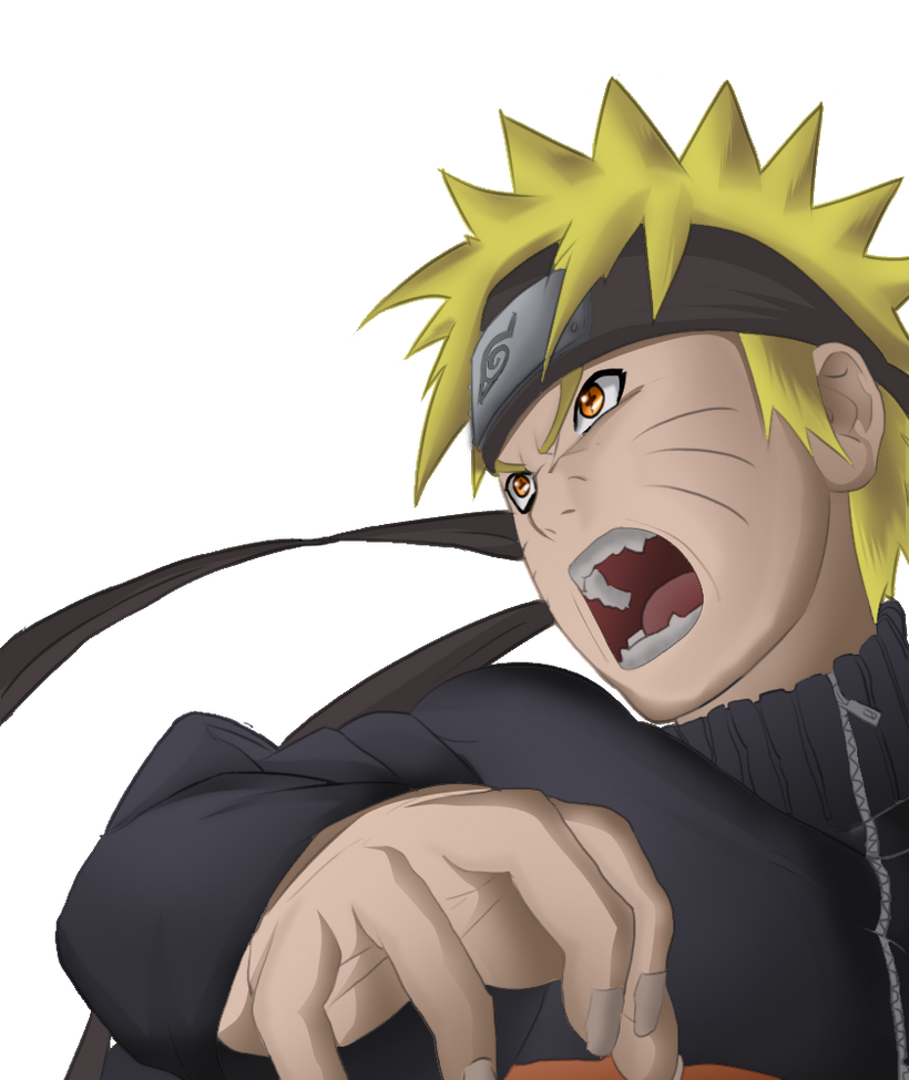 Naruto Render by TheALM