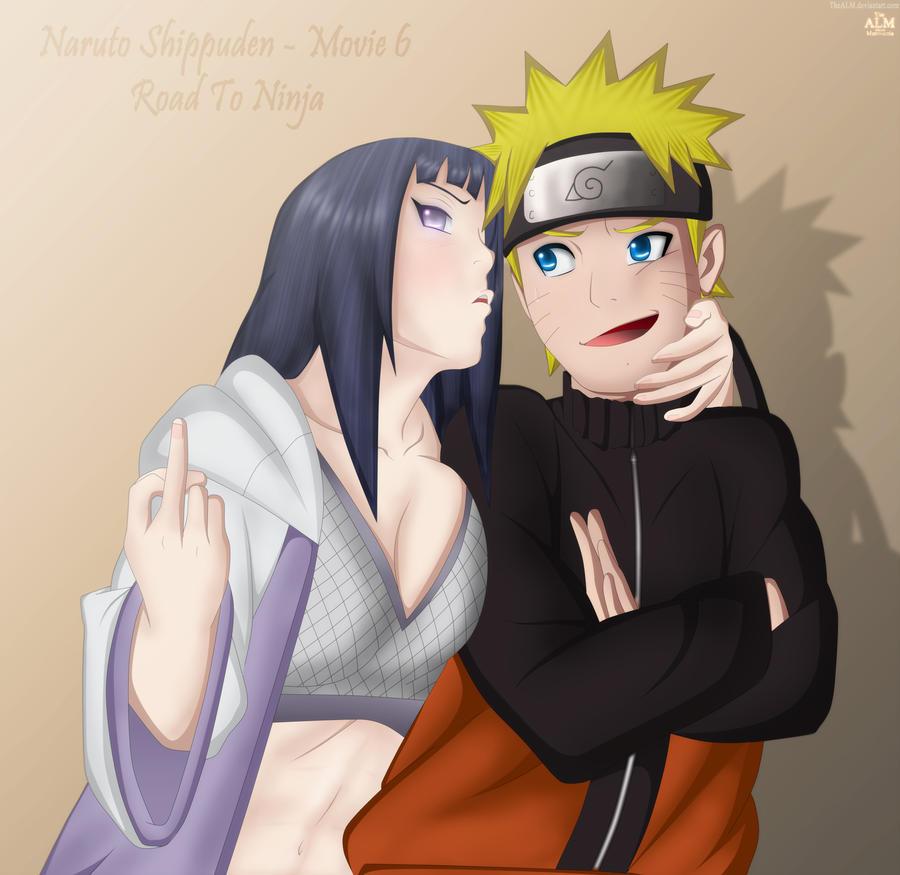 Road to Ninja Hinata and Naruto