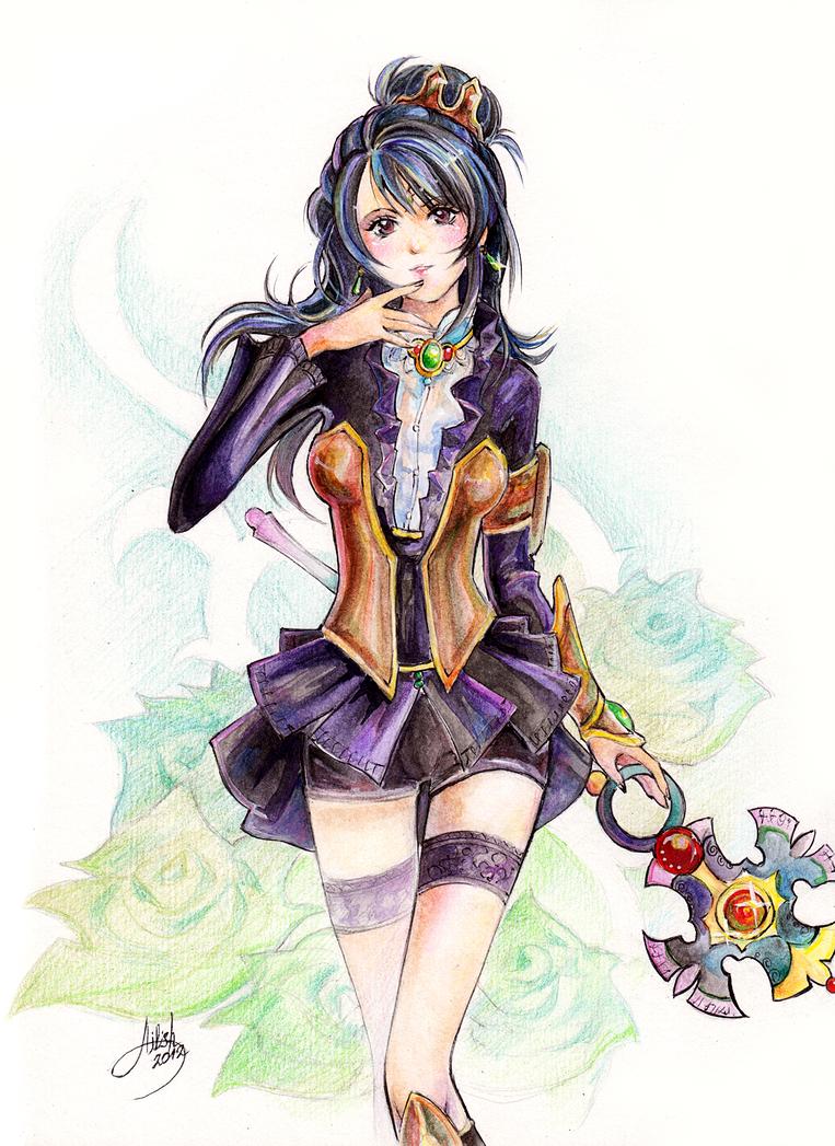 Sudeki: Alexine by Princess--Ailish