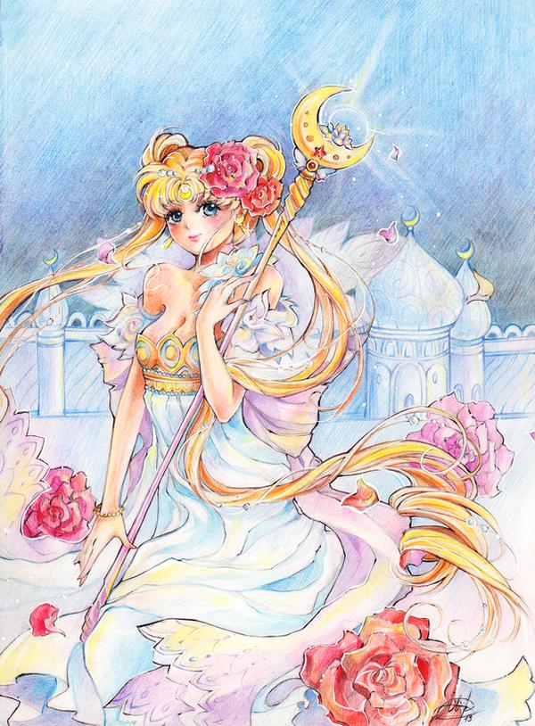 Princess Serenity by Princess--Ailish