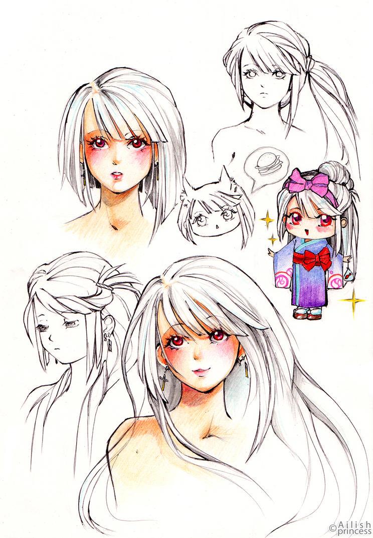 OC by Princess--Ailish