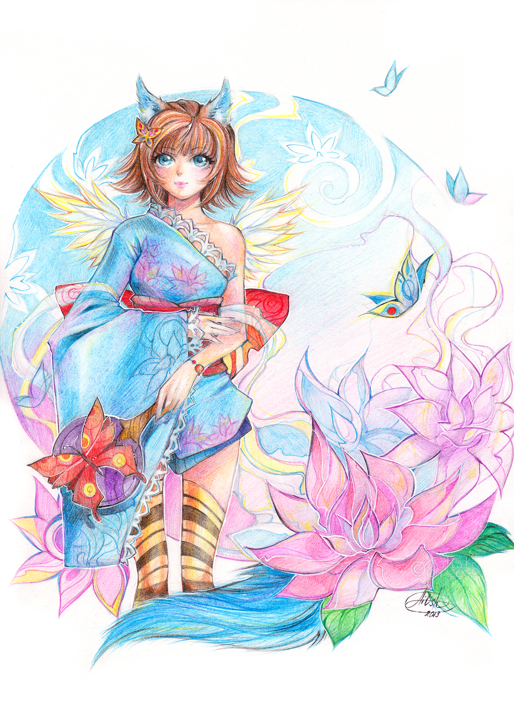 AT: Hell-Alka by Princess--Ailish