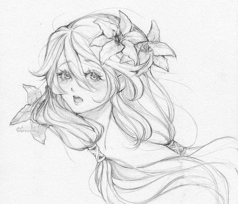 Yuzuriha Inori by Princess--Ailish