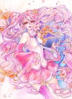 Sakura Miku by Princess--Ailish