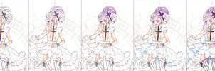 Process: doll by Princess--Ailish