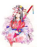 Kimono by Princess--Ailish