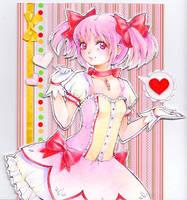 Madoka by Princess--Ailish