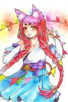 OC - Shim-Mi by Princess--Ailish