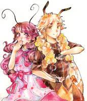 Firo and Carira by Princess--Ailish