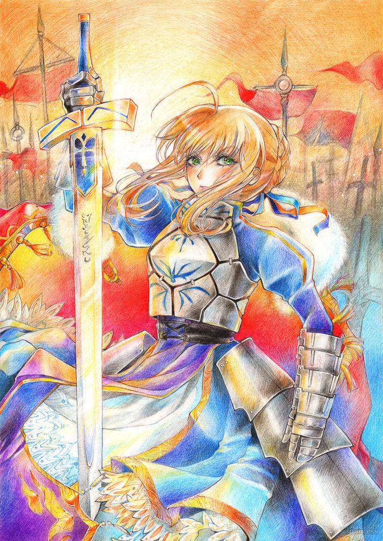 King of Knights by Princess--Ailish