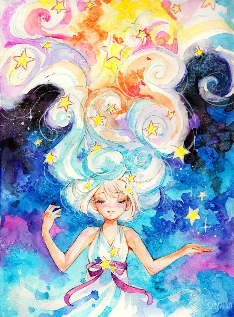 Star by Princess--Ailish