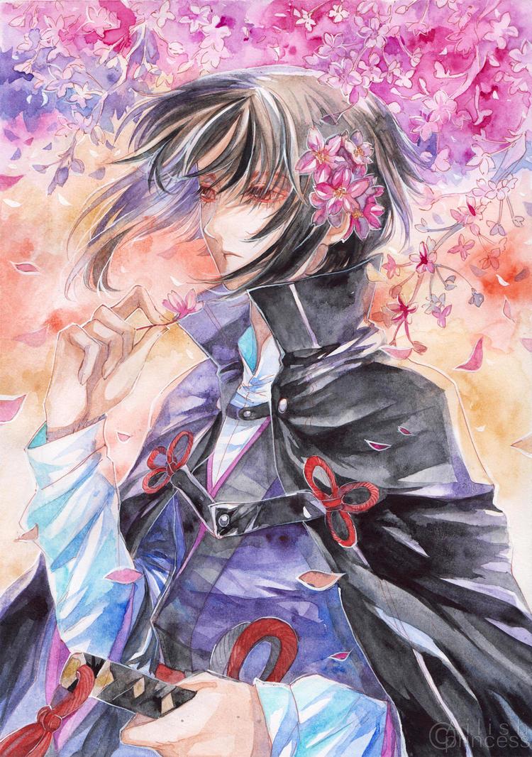 Kaoru Nagumo by Princess--Ailish