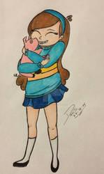 Mabel  by Daniellegarcia-s