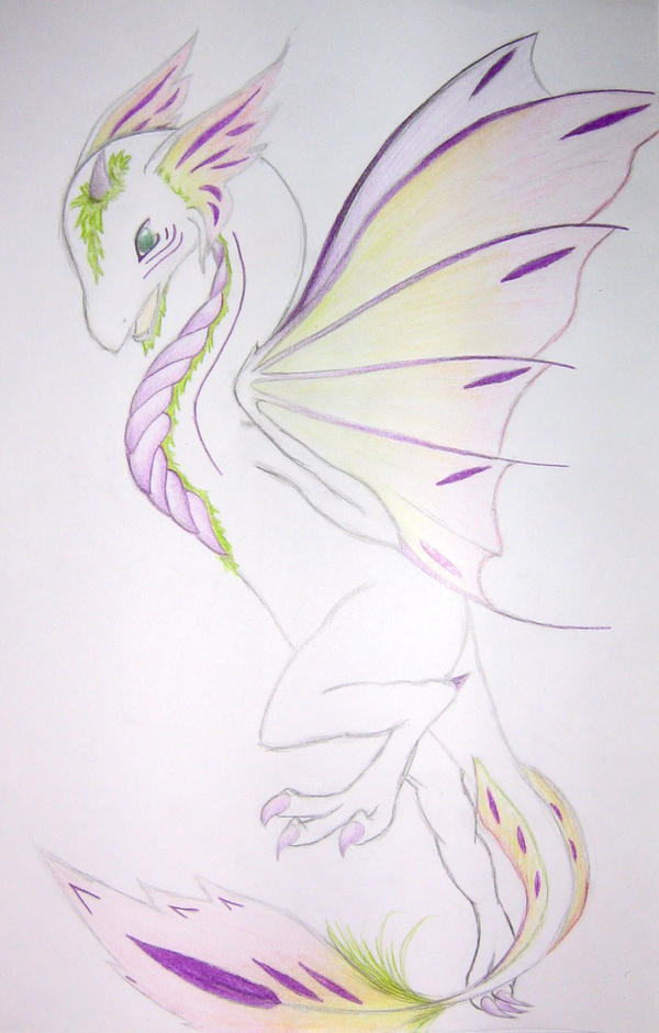 Aero Whyvern by Celestial-Poet