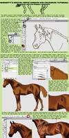 Digital Horse PaintingTutorial