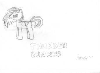 FiM OC - ThunderRunner