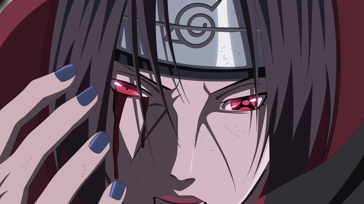 Itachi 2 by kevenwill