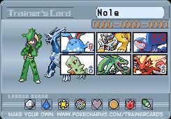 Pokemon themed ID by ThunderBearStudios