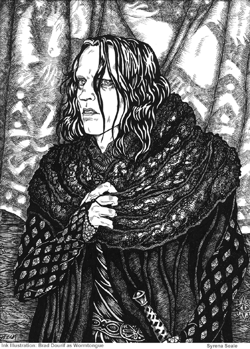 Grima Wormtongue by SlayerSyrena