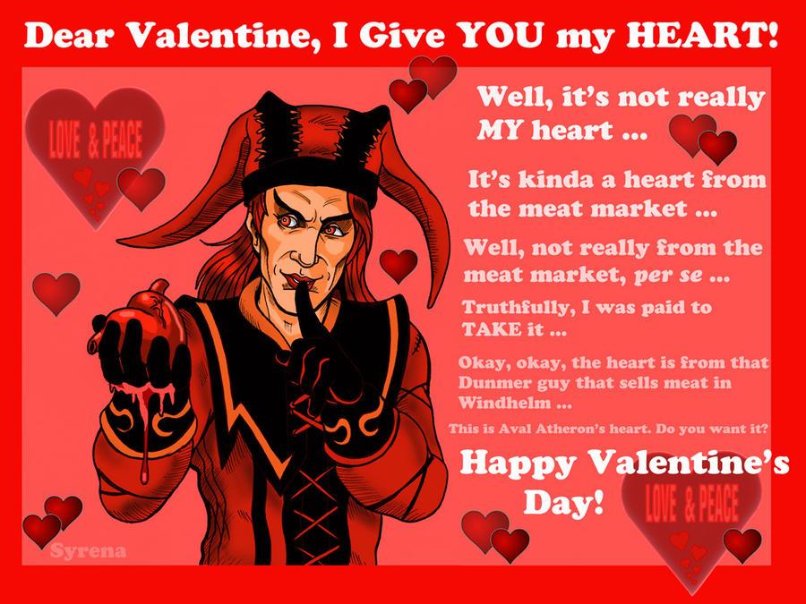 Skyrim Cicero Valentine by SlayerSyrena