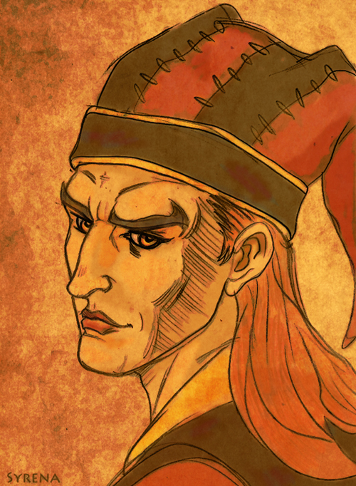 Cicero Quicksketch by SlayerSyrena