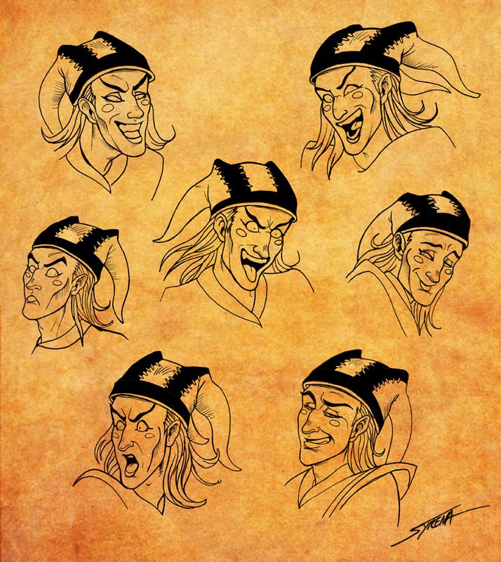 Cicero Expressions by SlayerSyrena