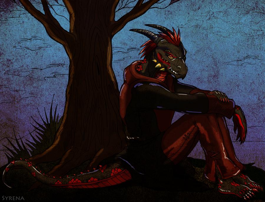 Argonian's Respite by SlayerSyrena