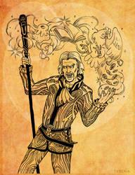 Sheogorath by SlayerSyrena