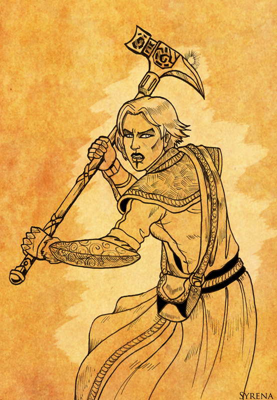 Keeper Carcette by SlayerSyrena
