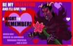 Skyrim Valentine: Sanguine