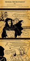 Skyrim: Recruitment