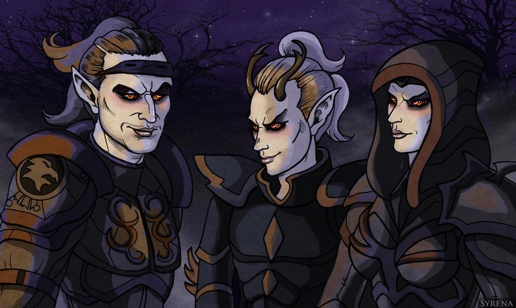 Bloodkin by SlayerSyrena
