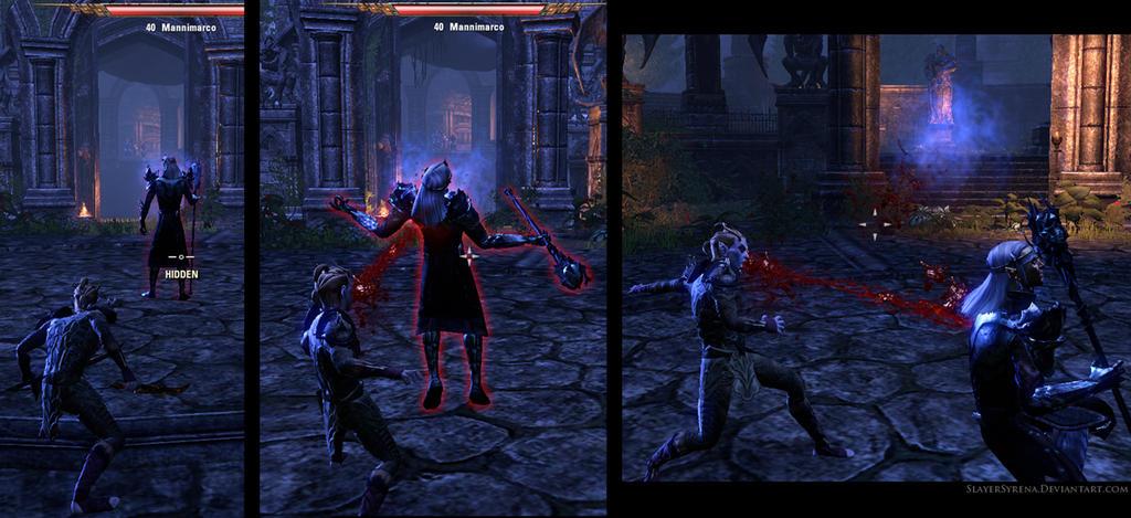 Why vamp when you can lich? — Elder Scrolls Online