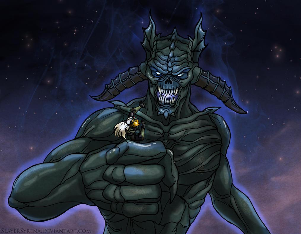One Cannot Outscheme the God of Schemes by SlayerSyrena