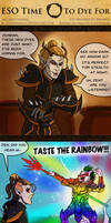 ESO Time: To Dye For