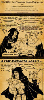 Skyrim: The Vampire Lord Discount