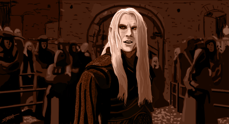 Prince Nuada by SlayerSyrena on DeviantArt Hellboy 2 Prince Nuada