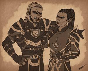 Keldr and Vytalas