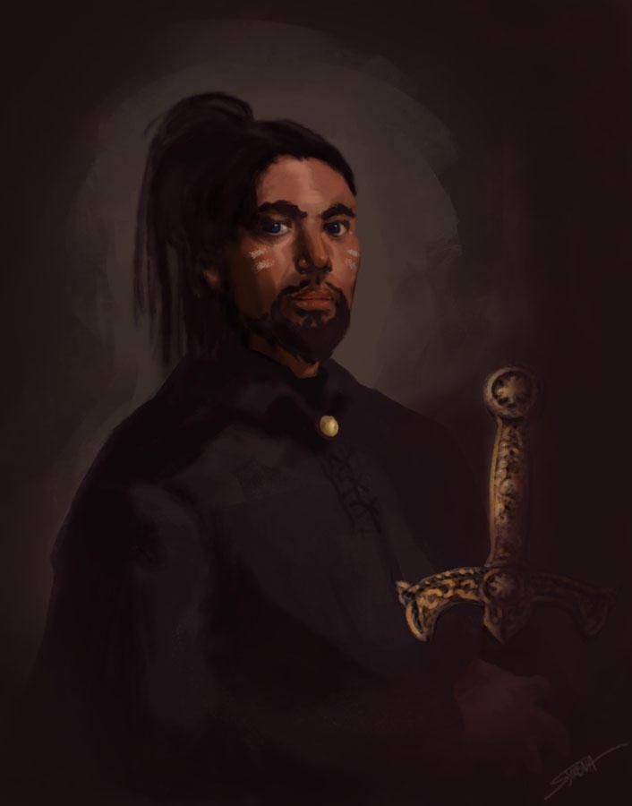 Kiernan the Dragonborn