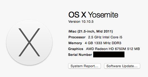 Updating Mac for new 64 Bit Client, For Dummies — Elder