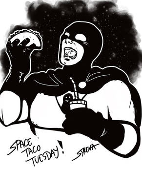 Space Ghost Sketch