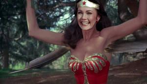 Wonder Woman Tickle Fake
