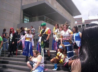 Anime Con 2009 by samuriaheaven