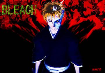 Ichigo Kurosaki Bleach fan art by samuriaheaven