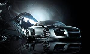 Audi R8 GTR by Jyden