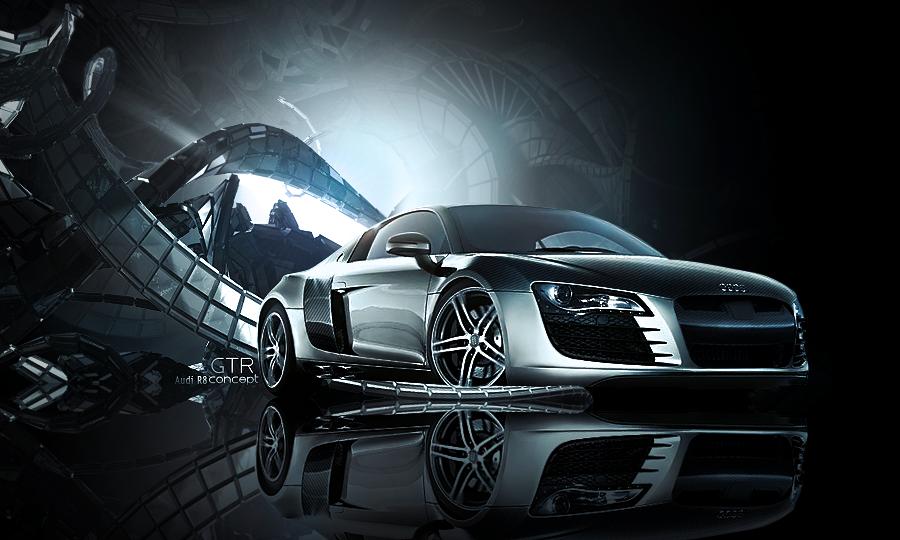 Audi R8 Gtr By Jyden On Deviantart